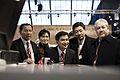 นายกรัฐมนตรีและคณะ เข้าร่วมการประชุมระดับสูง High Leve - Flickr - Abhisit Vejjajiva (46).jpg