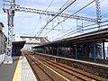 南海高野線 滝谷駅 Takidani sta. 2013.3.15 - panoramio.jpg