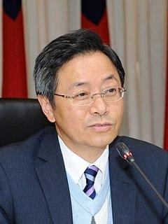 Chang San-cheng Taiwanese politician