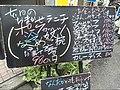 本日のおまかせランチ 達筆 なぐり書き 2011 (5914783189).jpg
