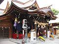 櫛田神社 - panoramio (3).jpg