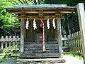 水神社(金華山水源地)Mizugami-jinjya - panoramio.jpg