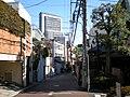 渋谷区東 - panoramio.jpg
