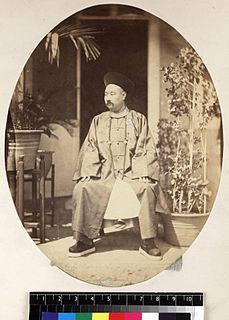 Qing Dynasty regent
