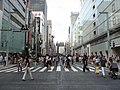 銀座三丁目 - panoramio.jpg