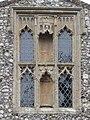 -2020-01-22 Window above the porch of Parish church of Saint Botolph's, Hevingham.JPG