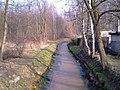 008 Row Graniczny ciek wodny, Bytom, Polska.jpg