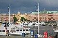 00 5294 Stockholm - Blasieholmen (Strömkaien, Grand Hôtel).jpg