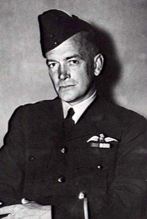 Frederick Scherger - Air Commodore Fred Scherger, c. 1945