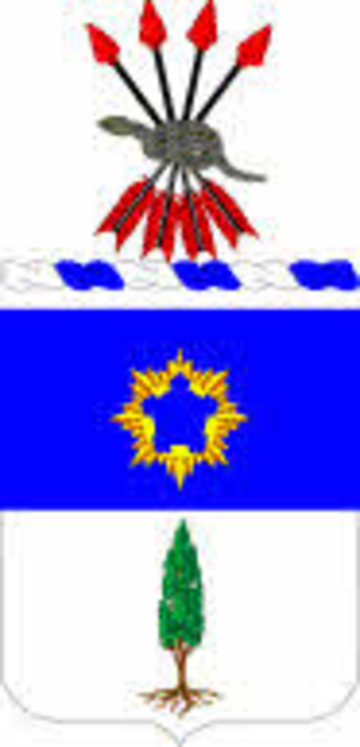 21st Infantry Regiment (United States) - Coat of Arms