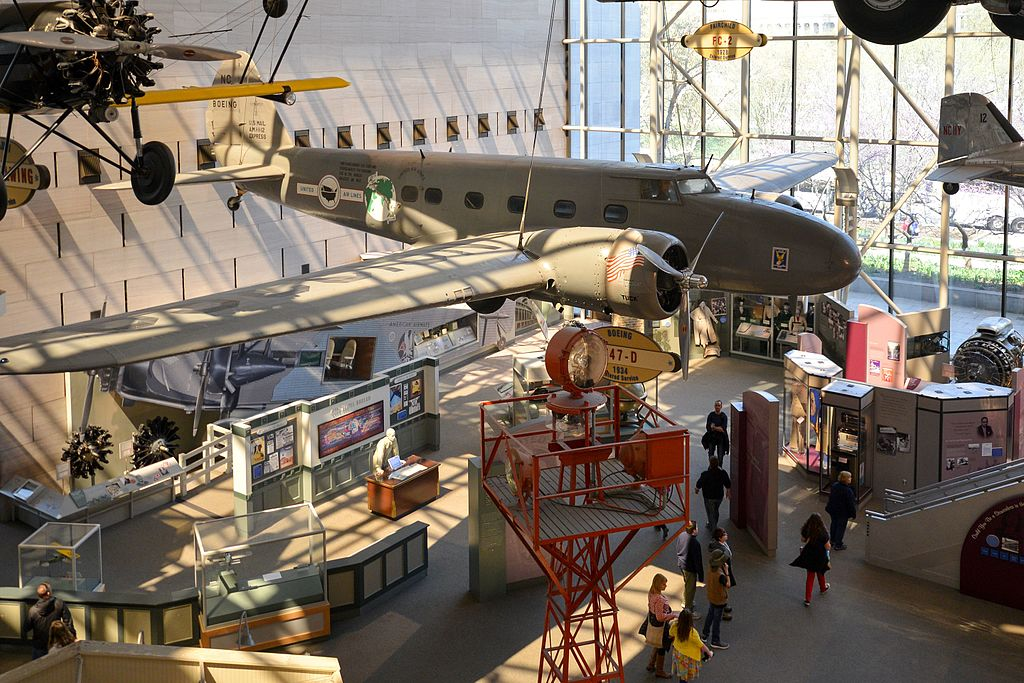 National Air and Space Museum – Joy of Museums