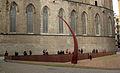 031 Monument al Fossar de les Moreres i peveter.jpg