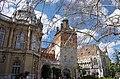 03 2019 photo Paolo Villa - F0197841 bis- Budapest - Castello Vajdahunyad - Apostolok tornya (Vajdahunyad vára).jpg