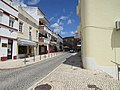 06-05-2017 Looking east along Rua 25 de Abril, Silves.JPG