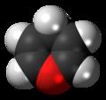 1,4-Pyran 3D spacefill.png