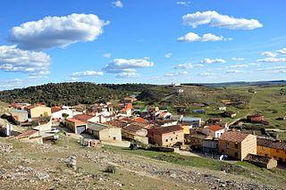 Pajarón municipality of Spain