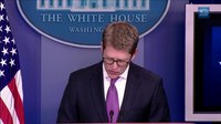 File:10-17-13- White House Press Briefing.webm
