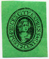 119L2 1857-58 Price's City Express - Post 2 Cents - Green.jpg