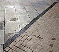 11 Paviment a Anna Frank, c. Minerva.jpg