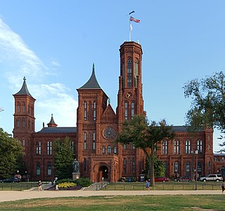 Smithsonian Institution Building United States historic place
