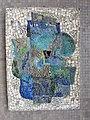 1210 Autokaderstraße 3-7 Tomaschekstraße 44 Stg 48 - Smaltenmosaik-Hauszeichen Abstrakte Komposition von Edda Mally 1968 IMG 1351.jpg