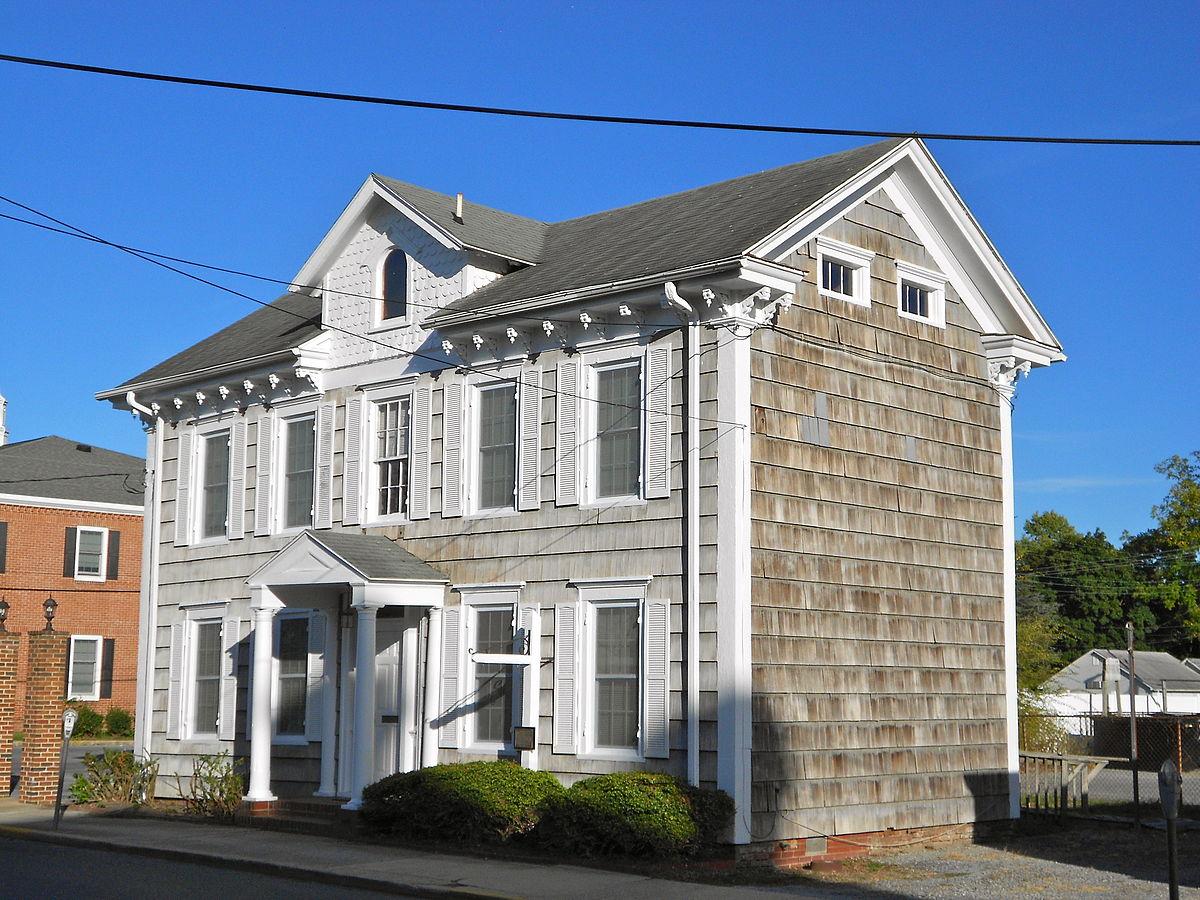 Joseph T Adams House Wikipedia