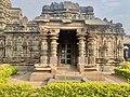 12th century Mahadeva temple, Itagi, Karnataka India - 34.jpg