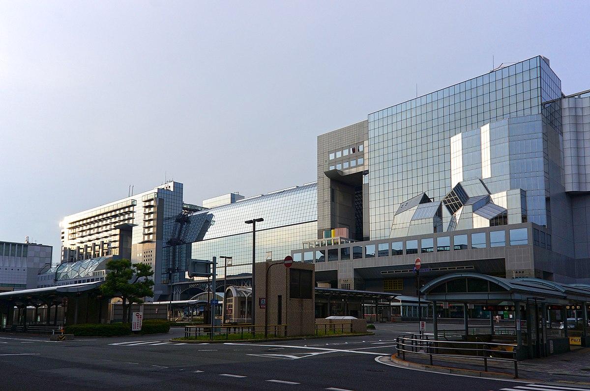 京都車站大樓