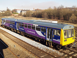 Northern Rail (Serco-Abellio) English train operating company which operated the Northern franchise from 2004 to 2016