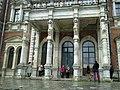 16092012423 Усадьба Быково (Марьино) 05, балкон с кариатидами.jpg