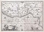 1670 Ogilby Map of West Africa ( Gold Coast, Slave Coast, Ivory Coast ) - Geographicus - Guinea-ogilby-1670