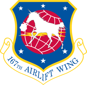 167th Airlift Wing - Image: 167th Airlift Wing