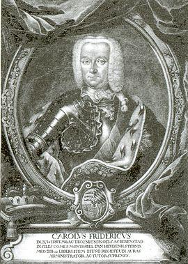 Karl Friedrich, Württemberg-Oels, Herzog