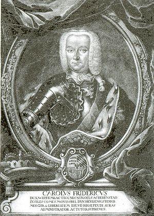 Charles Frederick II, Duke of Württemberg-Oels - Charles Frederick II, Duke of Württemberg-Oels