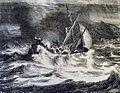 170 Life of Christ Phillip Medhurst Collection 4355 Christ stills the tempest Mark 4.37-41 Parros.jpg