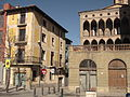 172 Rambla del Passeig, amb la casa Vilarrúbia a la dreta.jpg