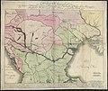 1788 map - Kriegs Schauplatz zu leichter Erklaerung der Zeitungsblaetter über die Rüstungen zu Wasser und zu Land zwischen Russland, Oesterreich und Polen, gegen die Türkey.jpg