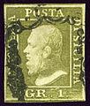 1859 Sicilia 1Gr vert-olive Yv19.jpg