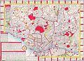 1880 Japanese Meiji Woodblock Map of Tokyo (EDO) - Geographicus - Tokyo-meiji-1880.jpg