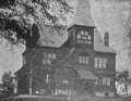 1891 Rehoboth public library Massachusetts.png
