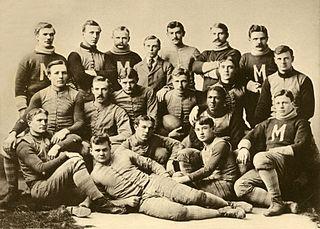 1892 Michigan Wolverines football team American college football season