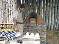 18th Century Bake Oven at Wilderness Road (7372611770).jpg