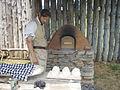 18th Century Bake Oven at Wilderness Road (7372611770).jpg