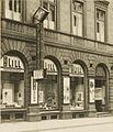 1927-09-01 angegliedertes Fachgeschäft Kamerahaus Photo Foto Edmund Lill, damals Georgstraße 39 Ecke Andreaestraße in Hannover.jpg