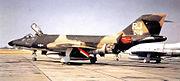 192d Reconnaissance Squadron RF-101H 56-018 1968