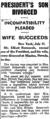 1933-07-18 Hongkong Telegraph p1 Elliott Roosevelt's divorce.png