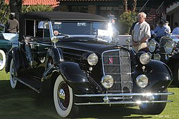 1934 Cadillac 355 D Convertible Sedan - black - fvr (4610134331).jpg