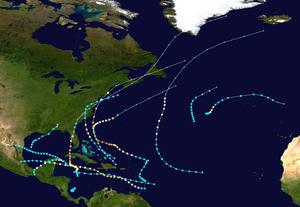 1944 Atlantic hurricane season