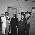 1957 Visite du ministre de l'agriculture Mr ANDRE DULIN au CNRZ-10-cliche Jean Joseph Weber.jpg