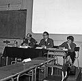 1958 visite d'une délégation INRA au Haras du Pin Cliché Jean Joseph Weber-15-1.jpg